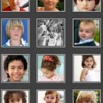 Voir les différents modéles de coiffure pour enfants
