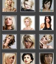 Modèles de coiffures